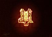 Allah ~ Glowing Golden